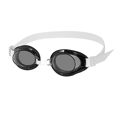 Schwedische Brillen Training Training Schwimmbrille, Lente scura