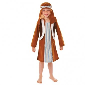 Christys Kleid bis Shepherd Kostüm - Kinder Shepherd Fancy Dress Kostüm