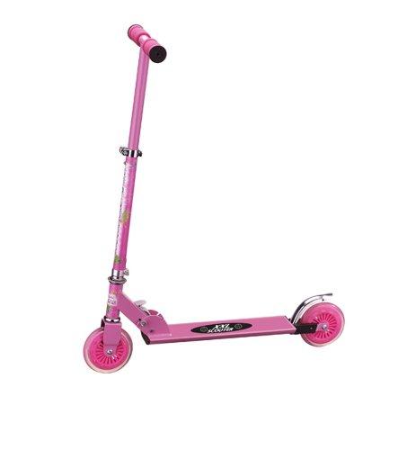 D.F.I - Monopattino, colore: rosa