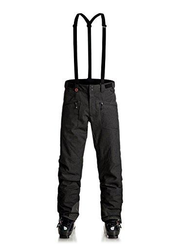 Quiksilver Boundry Plus - Snow Pants - Snow-Hose - Männer - S - Schwarz (Snowboard-hose Quiksilver)