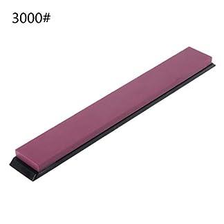 R-WEICHONG afilador de cuchillos piedra de afilar 3000/5000/8000/10000 herramienta de afilado para cocina de 1/4 piezas 1