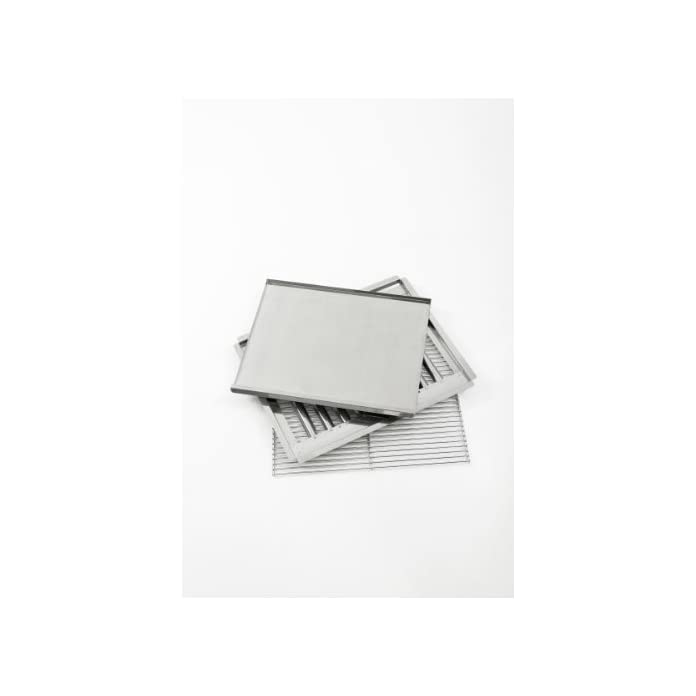 Landmann Zubehr Fr Gasbrter Grillset Silber 59 X 46 Cm