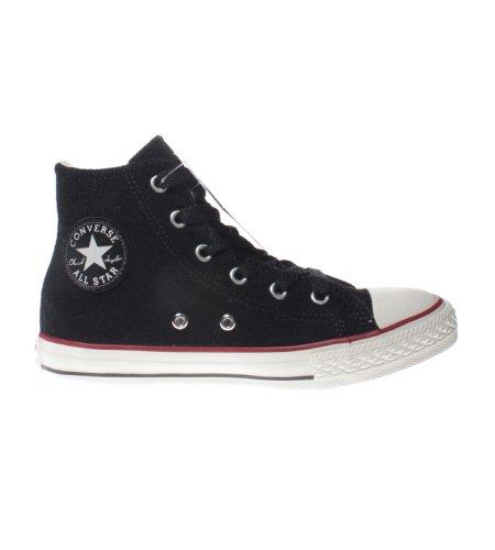Kinder Sneakers Chuck Taylor Hi Black/Egret