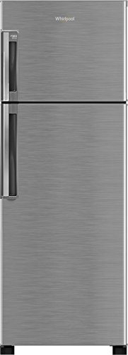 Whirlpool 245 L 2 Star Frost-Free Double-Door Refrigerator (Neo FR258 CLS Plus, Galaxy Steel)
