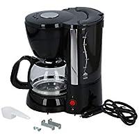 swettews Kaffeemaschine Filter Kaffee 6 Tassen LKW Camping Caravan Wohnwagen 12V 170W