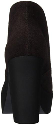 Calvin Klein Stevie Suede, Scarpe con tacco a punta chiusa donna Braun (Mch)