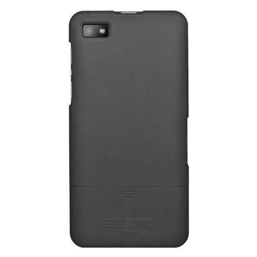 Seidio Blackberry (Seidio-CSR3BBZ10-BK Surface Schutzhüllefür BlackBerryZ10 schwarz)