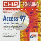 CHIP Schulung digital 2.0, CD-ROMs, Access 97, 1 CD-ROM