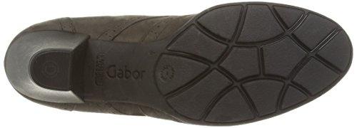 Gabor - 35-642-19, Scarpe stringate Donna Grigio (Gris (Anthrazit))