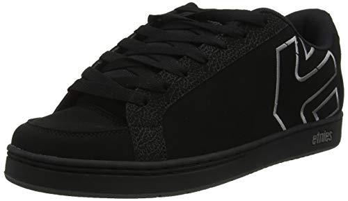 a90209a6de4 Etnies Kingpin 2, Zapatillas de Skateboard para Hombre, Negro Black/Grey  540, 45 EU