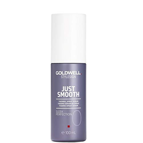 Goldwell Sign Sleek Perfection, Hitzeschutzspray, 1er Pack, (1x 100 ml)