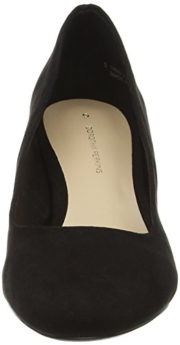 DOROTHY PERKINS SHOES & BAGS Daze Ballerina Court, Escarpins femme Black (130 Black)