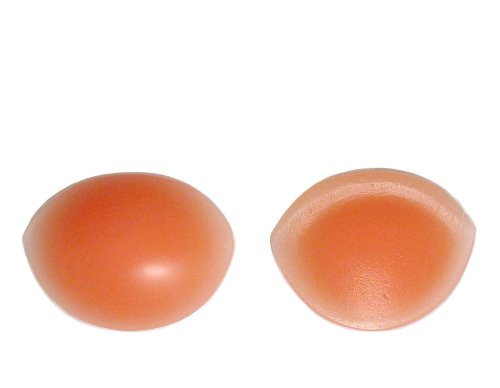 Sodacoda - 260g/Paar - Haut - Große Silikon Brüste Einlagen für BHS und Badeanzüge - passend für Körbchengröße A-D -