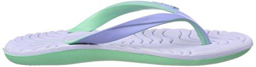Separatore Delle Dita Del Cavaliere Delle Signore Del Cavaliere Multicolore (verde / Blu)