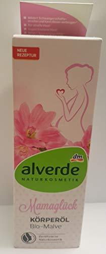 Huile pour le corps contre vergetures de grossesse 100 ml