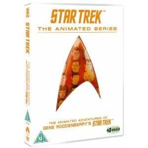 Star Trek - Enterprise - Zeichentrick - Alle 22 Episoden - EU Import mit deutschem Originalton(4 DVDs) - The Animated Series