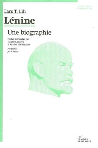 Lénine une biographie