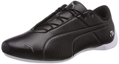 Puma BMW MMS Future Cat Ultra, Sneakers Basses mixte adulte - Noir (Puma Black-Puma White-Gray Violet), 43 EU