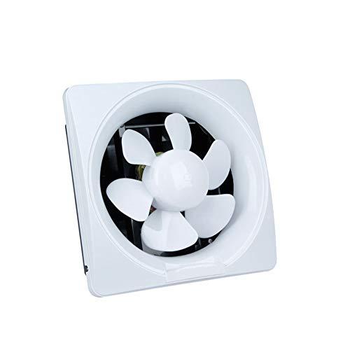 YUN Extractor Fans@ Inline-Lüfter, 6 Zoll Abluftventilator Ultra-leise mit Effiziente Belüftung, Wand-Ventilator für Küche/Badezimmer/Schlafzimmer/Büro (200mm),6inch