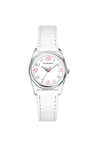Uhr Viceroy Mädchen 46906–05weiß Kommunion