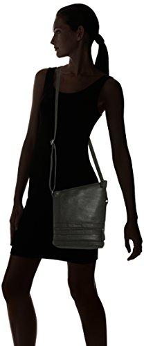 Tamaris Smirne Crossbody Bag, Sacs bandoulière Schwarz (Black 001)