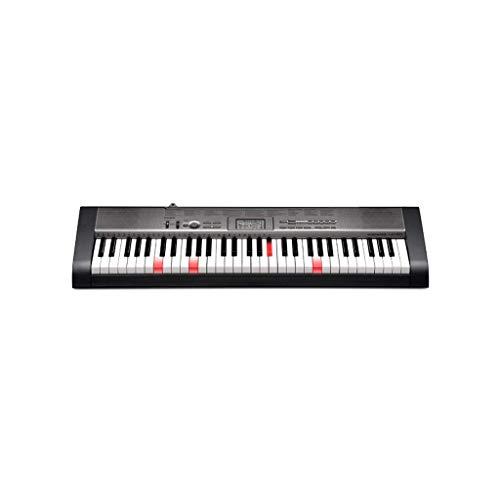 Piano Électronique 61 Touches Adulte Débutant Enfants (Couleur : NOIR-61-key)