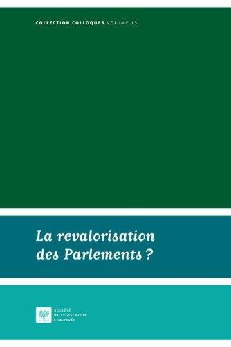 La revalorisation des Parlements ? par Jean-Marc Sauvé