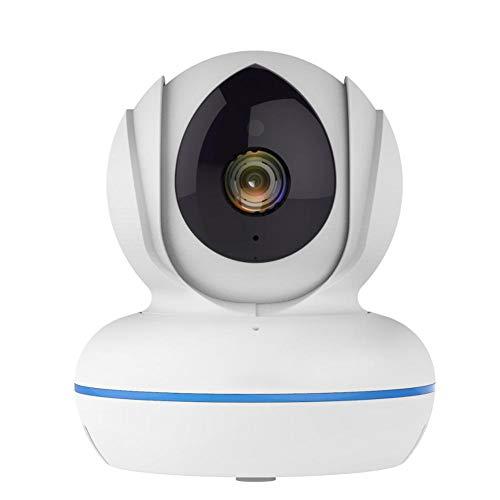 Preisvergleich Produktbild UNOKS Wireless 1080P Sicherheitskamera,  WiFi Home Monitoring Ip Camera Für Baby / Elderly Surveillance,  Pan / Tilt,  Two-Way Audio and Night Vision