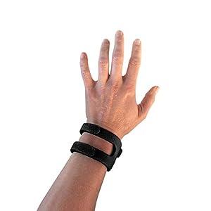 Wristwidget (TM) – Patentiertes, Verstellbares Handgelenk Stützband Für Tfcc Tear – Dreieckige Fibrocartilage Complex Verletzungen, Gewicht Bearing Dehnung – Links Oder Rechts Hand