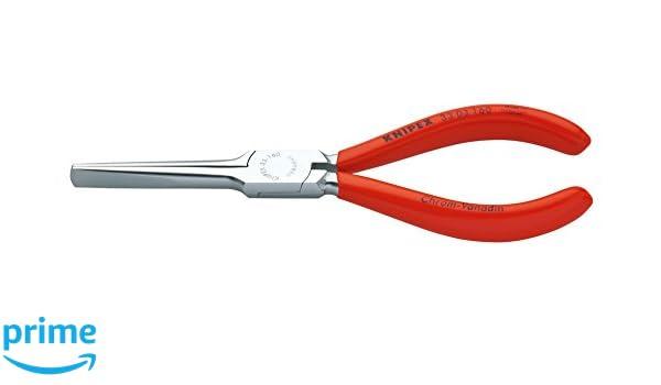 KNIPEX 33 03 160 Weberzange verchromt mit Kunststoff /überzogen 160 mm