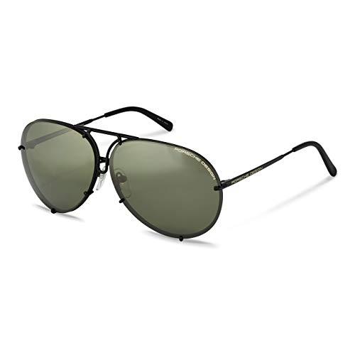 Porsche Design Sunglasses - Size: 63--10--135 - Color: Matte Black
