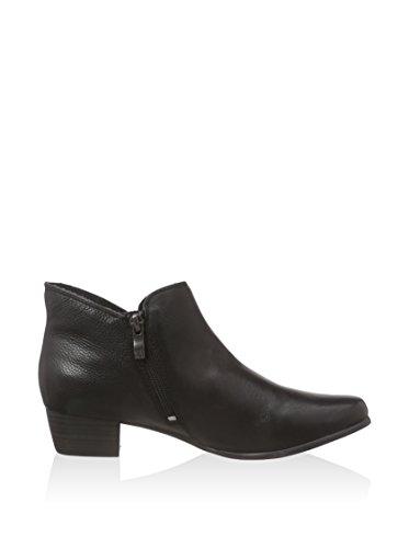 Caprice Donne Boot Bhuma 9-25303-25 nero, formato 37-41, formato G, pelle, fodera leggera caldo, zip, tacco 3,5 cm schwarz