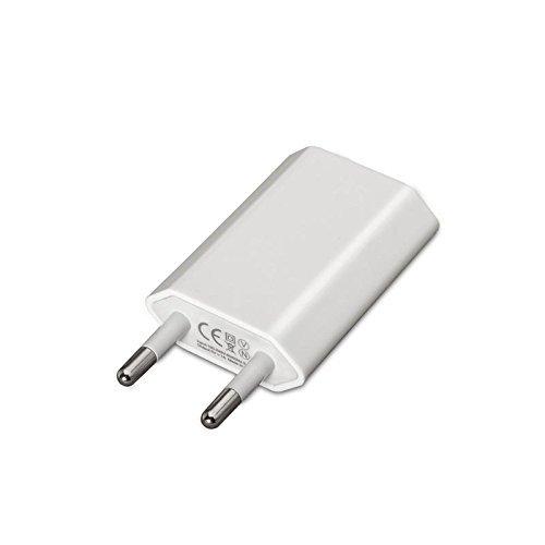 Mini cargador USB para Apple iPod, iPhone, iPAD, 5V/1A, segunda mano  Se entrega en toda España