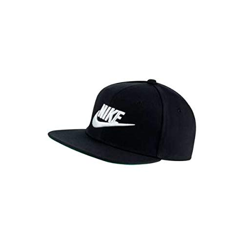 6d53af4557e Nike Kinder Y NK PRO Cap Futura 4 Black Pine Green White One Size