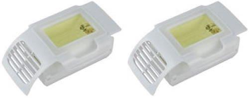Lampeneinsatz für Silk`n SensEpil und Silk´n Curamed (Aldi-Gerät) 2er-Set (2 x 1.500 Licht-Impulse) (Sensepil Haarentfernung)