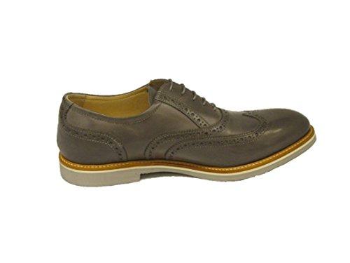 Nero Giardini , Chaussures de ville à lacets pour homme Gris Antracite 41 Anthracite