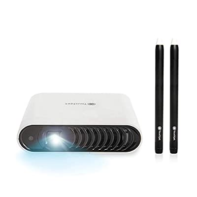 Touchjet Pond Smart Touch Projector-White