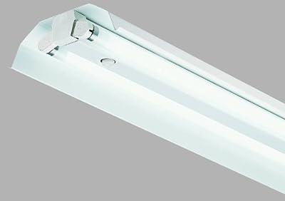 Sylvania Reflektor für freistrahlende Lichtleiste Sylfast SSE-T8 2x58 Watt von Sylvania auf Lampenhans.de