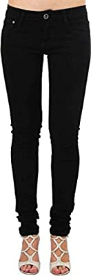 Adbucks Silk Cotton Denim Jeans For Women's Stretchable (Available in various Colour Options)