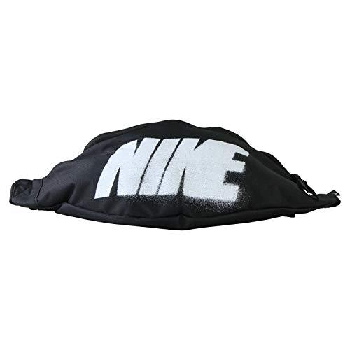 Nike Unisex Heritage Rebel GFX Bauchtasche Schwarz One Size