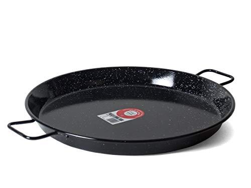 Garcima - Padella per Paella in Acciaio smaltato (55 cm)