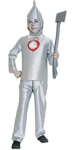 üm der Zauberer von oz - L-140cm (Tin Man Kostüm Zauberer Von Oz)