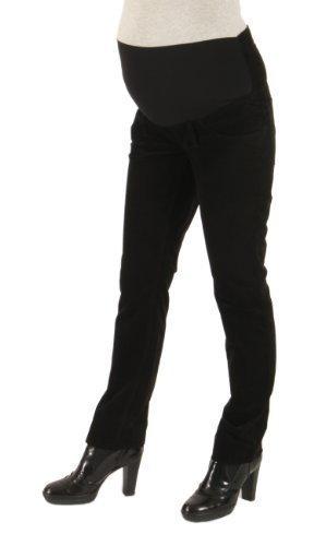 Christoff Donna Pantaloni Di Velluto A Coste Gamba Diritta Jeans