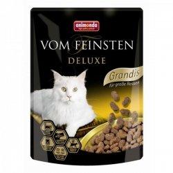 Animonda vom Feinsten Katze Futter Cat Food Katzensnack Kausnack Trockenfutter Cat-Snack Deluxe Grandis 250 g-1PACK