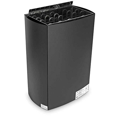 Saunaofen Iron II 9,0 kW/für private Saunakabinen von 9,0-14 m³ Volumen