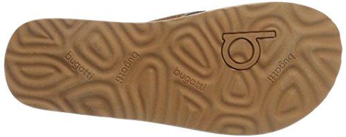 bugatti K15846n Herren Zehentrenner Braun (cognac 644)