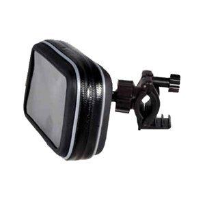 Navitech wasserfeste Fahrrad-Halterung und Hülle für GPS Sat-Nav Modellen bis 4,3 Tomtom, Garmin Nuvi, Magellan Maestro Zoll (11 cm) (Magellan 4.3)