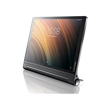 """Lenovo ZA1N0008DE Yoga Tab 3 Plus Tablet con Display da 10.1"""", Processore Qualcomm Snapdragon 652 da 1.8 GHz, 3 GB LPDDR3-SDRAM, 32 GB, Fotocamera Posteriore da 13 MP, Android 6.0, Nero"""