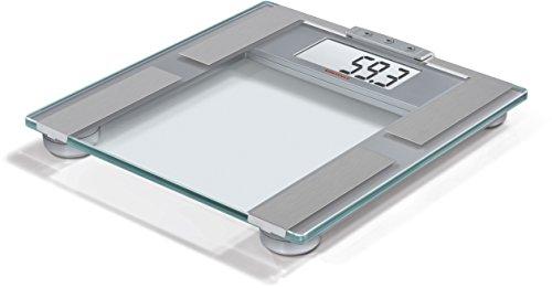 Soehnle 63350 Pharo 200 Analytic Pesa Persone Digitale, 200 Kg/100 g