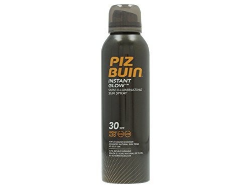 Piz Buin 48282 - Spray iluminador, SPF30, 150 ml